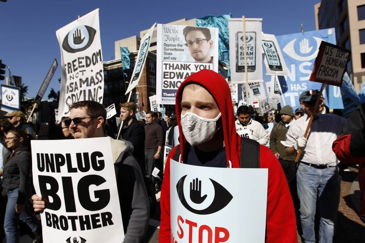 Europe's top court rules UK mass surveillance regime violated human rights