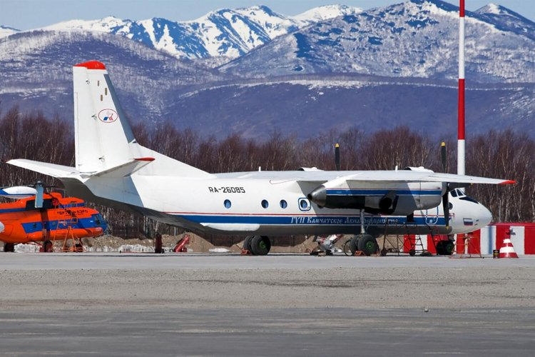 No survivors from plane crash in Russia's far east, rescue officials say