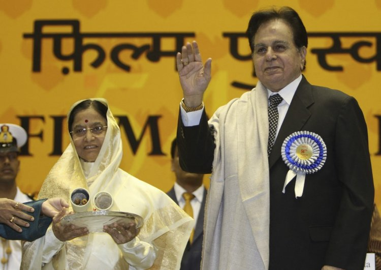 Dilip Kumar, Iconic Actor From The 'Golden Age' Of Indian Cinema, Has Died At 98